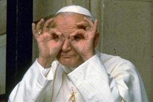 Ján Pavol II. vedel rozosmiať malých i veľkých