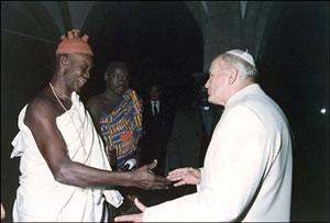Ján Pavol II. bol známy početnými cestami