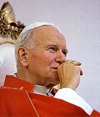 """Ján Pavol II. povzbudil mnohých mladých, aby sa nebáli na Božie volanie do kňažského, či rehoľného života odpovedať """"áno!"""""""