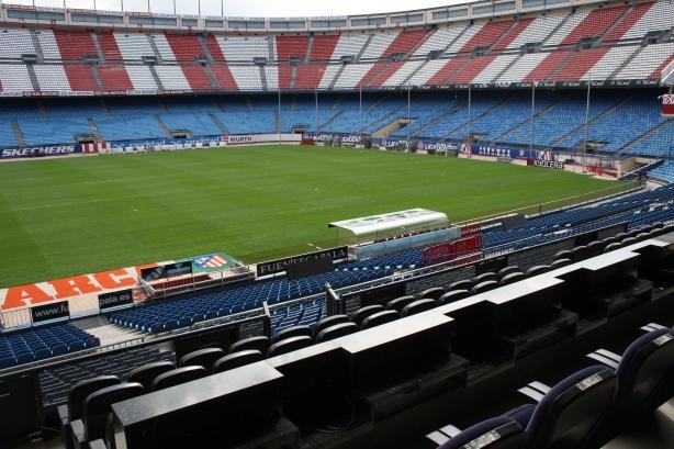 Štadión Vicente Calderón zaplnia v nedeľu 21. augusta pútnici SDM11.