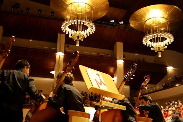 Orchester a zbor SDM11 mal v Madride premiéru